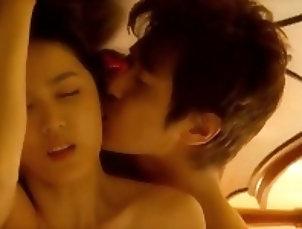 Asian;Korean;Softcore;Parking;Butt;Celebrity Hyun Jin Park 2