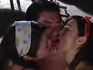 Asian;Babes;Japanese;MILFs;Threesomes;Zenra;HD Videos;Brothel;Hd Threesome;Threesome JAV WW2 brothel...