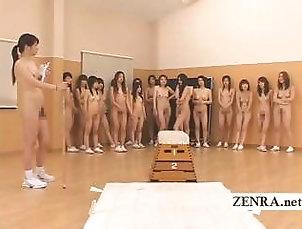 Nudist Japan...
