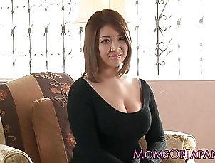 Busty japanese...
