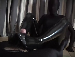 kink;point-of-view;big-boobs;latex;footjob;asian-feet;breath-control;breathplay;breathhold;zentai;latex-mask;gloves;glove-handjob;latex-gloves;mask;足コキ,Big Tits;Handjob;Anal;POV;Role Play;Feet;Exclusive;Verified Amateurs;Female Orgasm Latex Zentai...