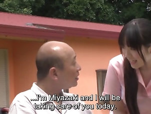 zenra;weird;bizarre;strange;fetish;cmnf;enf;japanese;japan;asian;outdoors;outdoor;outside;public;subtitled;subtitles,Big Ass;Funny;Japanese;Old/Young Subtitles bizarre...