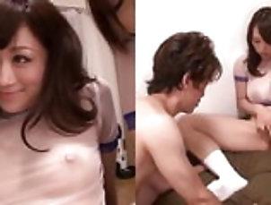 Japanese;MILFs;Tits;Kazama Yumi;Kazama;Beautiful Japanese;Beautiful Yumi Kazama -...