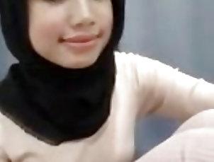 Asian;Indonesian;Malaysian;Singaporean Hijabitch Baju Ketat