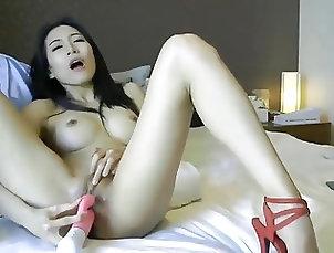 Webcams;Asian;Sex Toys;Masturbation;Thai Asia Fox 5