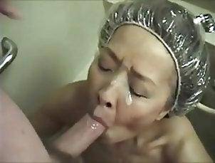 Amateur;Asian;Blowjobs;Facials;Amateur Asian Facial;Asian Facial;Asian Mature Mature Asian...