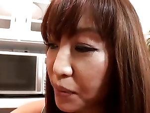 Asian;Japanese;Lingerie pantyjob 014