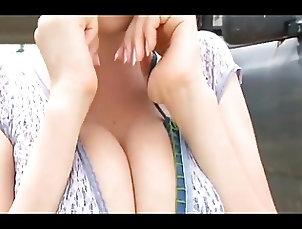 Amateur;Asian;Babes;Outdoor;Big Boobs;Asian Sexy Girl;Asian Girl;Sexy Aki Hoshino sexy...