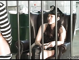 BDSM;Japanese;Femdom;Strapon;Slave;337799;HD Videos;Prison Guard;Japanese Prison;Femdom Strapon;Japanese Femdom;Japanese Strapon;Prison Japanese Femdom...
