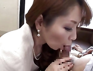 Matures;Pornstars;Japanese;MILFs;Seductress;Mom Chisato Shouda -...